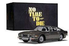 """Corgi James Bond """"No Time To Die"""" Aston Martin V8 1:36 Die-Cast Car CC04805"""