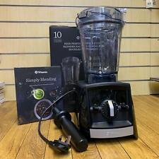 Vitamix Ascent Series A2500i Blender (Black) 220-240 Volts