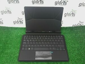 NEW Genuine Dell Venue Pro K11A Slim Tablet Dock Turkish Keyboard 5M4R3