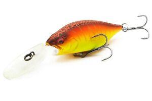 fishing lure MEGABASS DEEP-X 200 LBO / AKA TORA