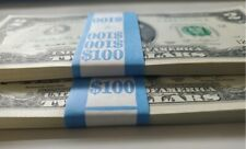 NEW (5) Uncirculated Sequential Serial Numbers Two Dollar Bills $2 Note 2013