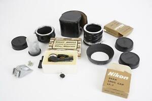 Nikon accessoires lot. Check pictures