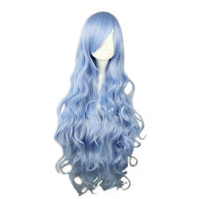 """DATE A LIVE-Yoshino Cosplay Wig Party Wigs Synthetic Hair 90cm/35.4"""" Multi-Color"""