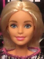 Barbie Fashionistas Original Doll #58 - Peplum Power - Brand New in Box