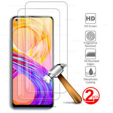 2PCS OPPO Realme 8 Pro 7 X7 Realme 6 Pro 6i 6S Tempered Glass Screen Protectors