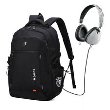 Laptop Backpack with USB Port, Anti-Theft, Waterproof for Work/School/Travel
