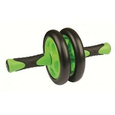 Fitness Mad Double AB WHEEL Gym Strength Fitness Workout