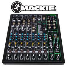 Mackie PRO FX10 v3 DJ Studio Home 10-Channel USB Mixer Mixing Desk Console