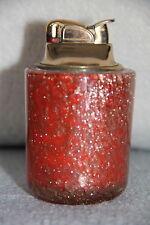 Murano Glass Aventurine Gold Specks Table Lighter