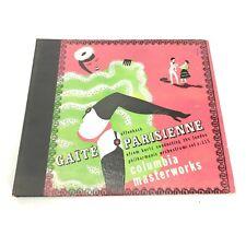 Offenbach Gaite Parisienne Kurtz London Philharmonic Columbia Masterworks MX-115