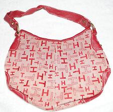 Vintage Tommy Hilfiger Handbag red logo handbag classic hobo design