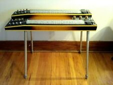 Vintage Gibson Console Grande Double Neck 8 String Steel Guitar * No Reserve!!