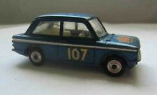 CORGI HILLMAN IMP - 328 - Monte Carlo Rally Markings - Blue - 1962 -  Looks Good
