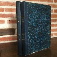XIXe siècle L'illustration tome XXX 2/2 année complète journal universel 1857