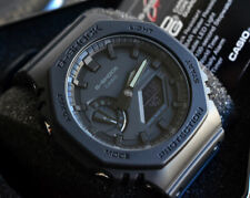 Casio G Shock Wrist Watch for Men, Black - GA21001A1JF