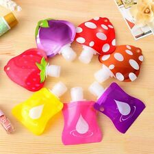 2 PCS Travel Portable Bottles Shampoo Cosmetic Empty Lotion Container DIY Tools