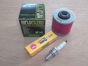 Yamaha Tune Up Kit XT600 XT 600 Oil Filter NGK Spark Plug DP8EA-9 84 85 86 87-89