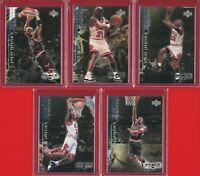 1998-99 Upper Deck Black Diamond MICHAEL JORDAN (Chicago Bulls) U-Pick NM