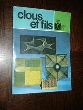 CLOUS ET FILS - 1975 - Ed. Fleurus