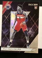2019-20 PANINI CHRONICLES #287 RUI HACHIMURA RC RECON ROOKIE JUST PULLED MINT!!