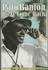 Pato Banton ‎Baby Come Back CASSETTE SINGLE With Ali & Robin Campbell UB40