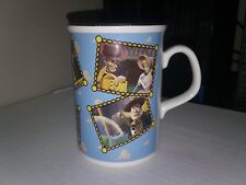 Rare Disney Toy Story Coffee Cup Mug Buzz Lightyear and Woody Movie scenes (D)