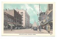 WINDSOR, ONTARIO - Ouellette Avenue - Store Signage, Automobiles