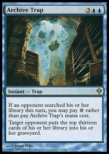 MTG ARCHIVE TRAP EXC - TRAPPOLA D'ARCHIVIO - ZEN - MAGIC