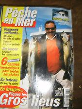 La pêche en mer N°170 Allonger le bas de ligne Carnassiers au lancer Cannes