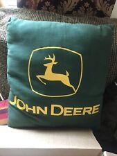 John Deer Throw Pillow Decorative Green Yellow 15�x17�