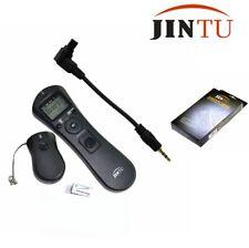 JINTU Wireless Timer Remote Shutter Release for Canon 7D II 6D 1Ds 5D II III 50D