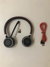 Jabra Evolve 65 Wireless Bluetooth MS Stereo Headset