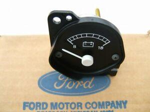 NEW OEM Ford Medium Heavy Truck Ammeter Alternator Amp Gauge E7HZ-10850-B