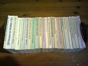 26 Bücher aus dem Insel Verlag