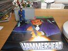 Eaglemoss Marvel Figure Hammerhead 184 Boxed with Mag