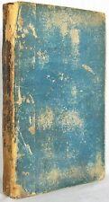 LE BONHEUR POEME Claude Adrien HELVETIUS Ecrites A I'Auteur VOLTAIRE 1776