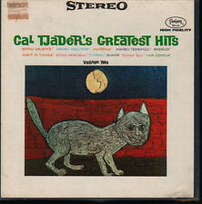 """CAL TJADER """"GREATEST HITS"""" REEL TO REEL W/PIC BOX"""