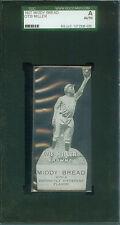 1927 Middy Bread Otis Miller D-Unc Die Cut SGC Graded TOUGH TYPE!