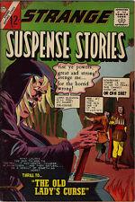 Strange Suspense Stories #7 (#71) comic 1964 Charlton