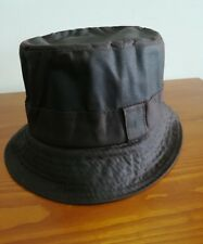 CAPPELLO BARBOUR ORIGINAL UOMO MARRONE BRUCIATO TG M c069a466fb70