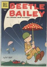 Beetle Bailey #16 August 1958 G/VG
