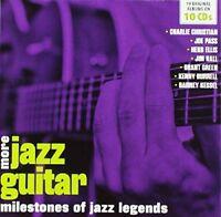 Milestones Of Jazz Legends: Jazz Guitar Vol.2 [CD]