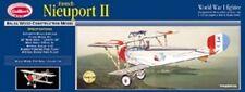 Nieuport II Guillows #203 Balsa Wood Model Airplane Kit
