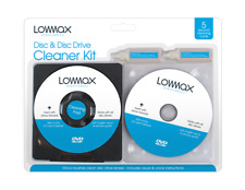 LASER LENS CLEANER CLEANING KIT FOR PS3 XBOX 360 BLU RAY DVD PLAYER CD DISC NEW