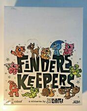 Kidrobot Joe Ledbetter Finders Keepers; Unopened Blind Boxes!