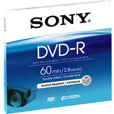 Sony DMR60A Dvd-rohlinge