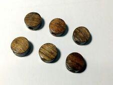 Genuine OAK Wood Tuning Machine Button for Grover Schaller GOTOH Mandolin Tuner