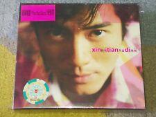 MusicCD4U CD VCD Aaron Kwok Guo Fu Cheng - Xin Tian Di 郭富城 新天地