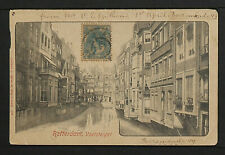 NETHERLANDS 87.-ROTTERDAM -Voetsteiger (Sent to Cuba in 1902) (Undivided Back)