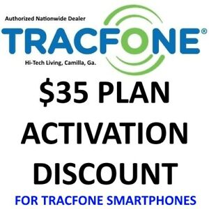 TRACFONE $35 PLAN 🔥 SIM CARD ACTIVATION 🔥 GET IT TODAY 🔥 INCLUDES 60 DAYS*